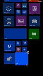 Nokia Lumia 1320 - Startanleitung - Personalisieren der Startseite - Schritt 8
