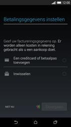 HTC Desire 610 - apps - account instellen - stap 19