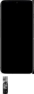 OnePlus 7T - Premiers pas - Insérer la carte SIM - Étape 2