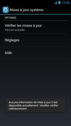 Alcatel One Touch Idol - Logiciels - Installation de mises à jour - Étape 7