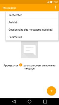 LG H815 G4 - SMS - configuration manuelle - Étape 5