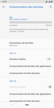 Nokia 9 - Internet - Désactiver les données mobiles - Étape 8