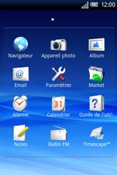 Sony Xperia X8 - MMS - Configuration manuelle - Étape 3