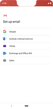 Google Pixel 3XL - Email - 032c. Email wizard - Outlook - Step 7