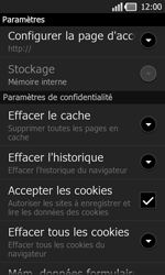 LG P940 PRADA phone by LG - Internet - Configuration manuelle - Étape 19