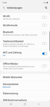 Samsung Galaxy Note 10 - Internet und Datenroaming - Manuelle Konfiguration - Schritt 5