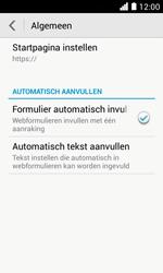 Huawei Ascend Y330 - Internet - Handmatig instellen - Stap 21