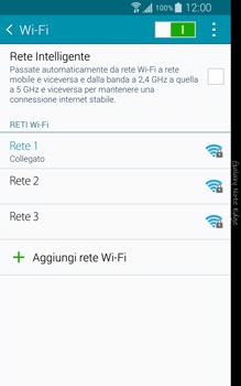 Samsung Galaxy Note Edge - WiFi - Configurazione WiFi - Fase 8