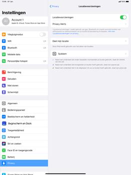 Apple ipad-pro-12-9-inch-2018-Model A1895-ipados-13 - Beveiliging en ouderlijk toezicht - Zoek mijn iPad inschakelen - Stap 6