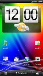 HTC Z715e Sensation XE - Voicemail - handmatig instellen - Stap 1
