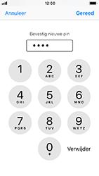 Apple iphone-se-met-ios-12-model-a1723 - Beveiliging en ouderlijk toezicht - Hoe wijzig ik mijn SIM PIN-code - Stap 11