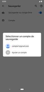 Google Pixel 3a - Aller plus loin - Gérer vos données depuis le portable - Étape 11