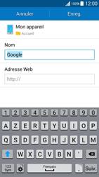 Samsung G530FZ Galaxy Grand Prime - Internet - navigation sur Internet - Étape 7