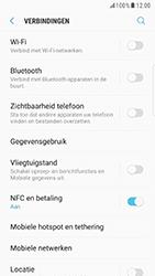 Samsung Galaxy S6 Edge - Android Nougat - Internet - Uitzetten - Stap 5
