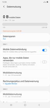 Samsung Galaxy Note 20 Ultra 5G - Internet und Datenroaming - Manuelle Konfiguration - Schritt 6