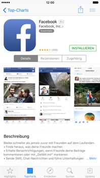 Apple iPhone 6 Plus - Apps - Konto anlegen und einrichten - 18 / 38