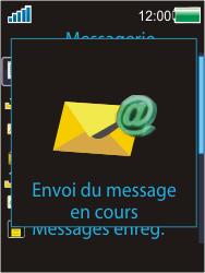 Sony W595 - E-mail - Envoi d