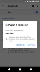 Sony Xperia XZ - Android Oreo - Bluetooth - Geräte koppeln - Schritt 10