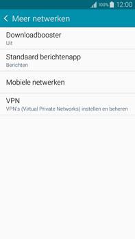 Samsung N910F Galaxy Note 4 - Internet - handmatig instellen - Stap 5