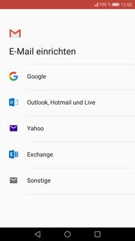 Huawei Mate 9 - E-Mail - Konto einrichten (gmail) - 0 / 0