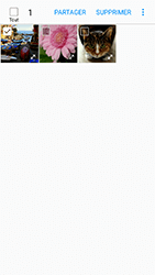 Samsung Galaxy A3 (2017) (A320) - Photos, vidéos, musique - Envoyer une photo via Bluetooth - Étape 7