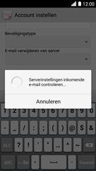 Huawei Ascend Y530 - E-mail - e-mail instellen: POP3 - Stap 12