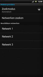 Sony LT22i Xperia P - netwerk en bereik - gebruik in binnen- en buitenland - stap 9