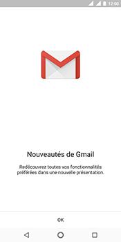 Nokia 5.1 - E-mail - Configuration manuelle (outlook) - Étape 4