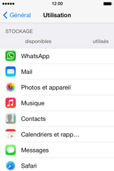 Apple iPhone 4S - Applications - Supprimer une application - Étape 5