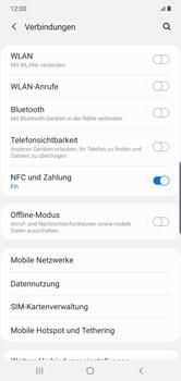 Samsung Galaxy Note 10 Plus 5G - Bluetooth - Verbinden von Geräten - Schritt 5