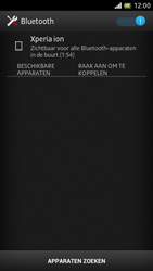 Sony LT28h Xperia ion - bluetooth - aanzetten - stap 7