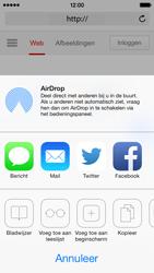 Apple iPhone 5c - Internet - Internet gebruiken - Stap 6