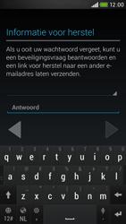 HTC Desire 601 - apps - account instellen - stap 14