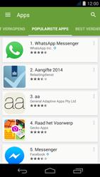 Acer Liquid Jade S - apps - app store gebruiken - stap 8