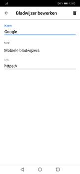 Huawei P Smart Plus - internet - hoe te internetten - stap 9