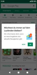 Sony Xperia XZ2 Compact - Android Pie - Apps - Konto anlegen und einrichten - Schritt 21