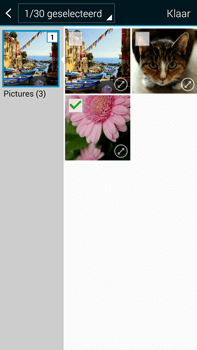 Samsung N910F Galaxy Note 4 - E-mail - E-mails verzenden - Stap 18