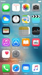 Apple iPhone SE - Operazioni iniziali - Personalizzazione della schermata iniziale - Fase 4