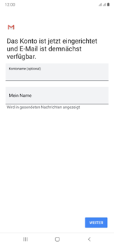 Samsung Galaxy Note 20 Ultra 5G - E-Mail - 032b. Email wizard - Yahoo - Schritt 13
