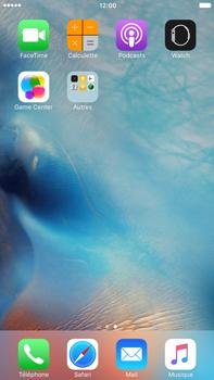 Apple iPhone 6s Plus - Contact, Appels, SMS/MMS - Ajouter un contact - Étape 3