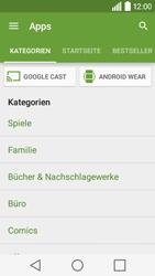 LG Leon 3G - Apps - Herunterladen - 0 / 0