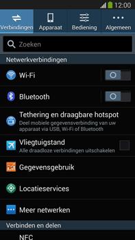 Samsung N9005 Galaxy Note III LTE - Voicemail - handmatig instellen - Stap 4