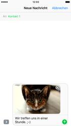 Apple iPhone 6 iOS 10 - MMS - Erstellen und senden - Schritt 17