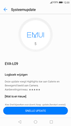 Huawei P9 - Android Nougat - Toestel - Software update - Stap 7