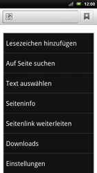Sony Ericsson Xperia X10 - Internet - Apn-Einstellungen - 19 / 19