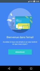 Sony Xperia XZ (F8331) - E-mails - Ajouter ou modifier un compte e-mail - Étape 4