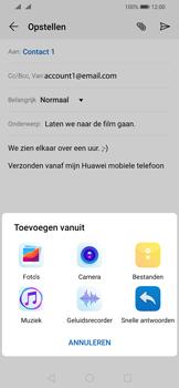 Huawei p-smart-2019-dual-sim-model-pot-lx1 - E-mail - Bericht met attachment versturen - Stap 10