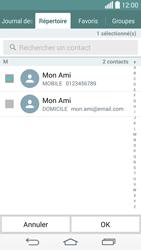 LG D855 G3 - Contact, Appels, SMS/MMS - Envoyer un SMS - Étape 7
