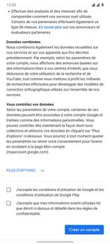 OnePlus 7T - Applications - Créer un compte - Étape 16