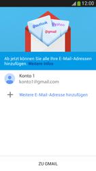 Samsung I9195 Galaxy S4 Mini LTE - E-Mail - Konto einrichten (gmail) - Schritt 14